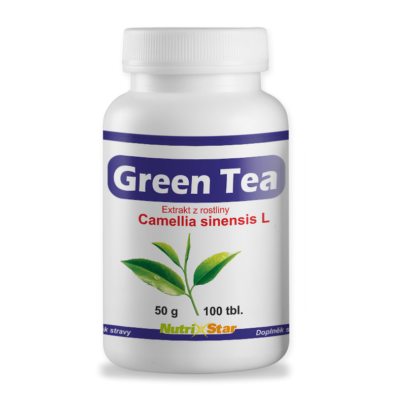 Green Tea 100 tbl.
