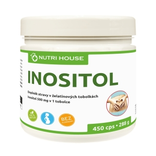 Inositol 500 cps.