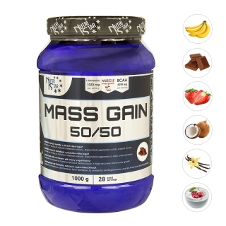 MASS GAIN 50/50  1000 g dóza